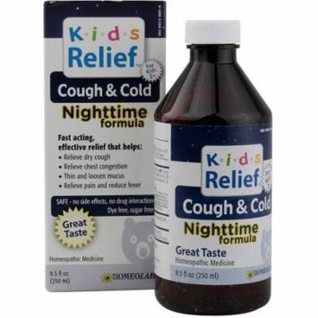 Kids Relief Kids Relief Homeolab Cough and Cold Night, 8.5 OZ