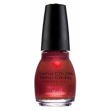 Sinful Colors Professional Nail Polish Enamel 298 Under 18 by Mirage Cosmetics