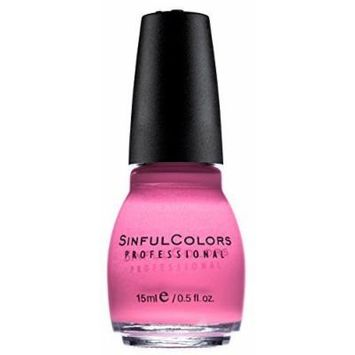 Sinful Colors Professional Nail Polish Enamel 313 Pink Forever by Mirage Cosmetics