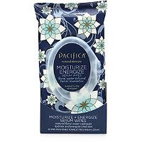 Pacifica Moisturize Energize Serum Wipes