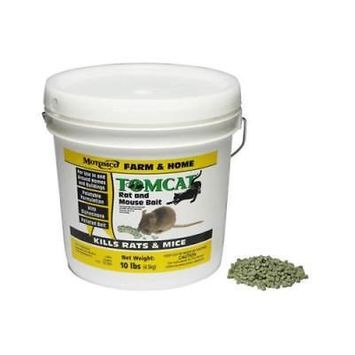 Tomcat Pelleted Rat and Mouse Bait
