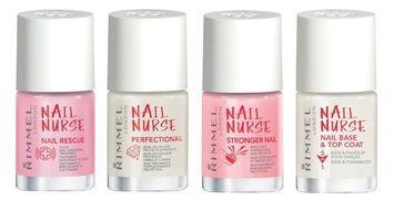 Rimmel London Nail Nurse Range