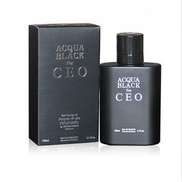 Acqua Black for CEO is impression of Acqua Di Gio By Giorgio Armani For Men, 3.4 fl.oz. Eau de Toilette Spray, Perfect Gift