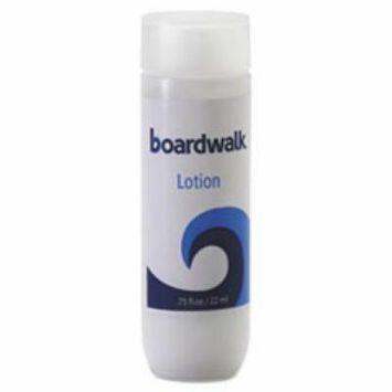 Hand & Body Lotion, Fresh Scent, 0.75 oz Bottle, 288/Carton