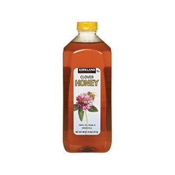 Delicious Kirkland Signature Pure Clover Honey 80 Oz 5 Lbs