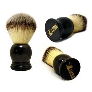 B-101 Classic Samurai Synthetic Shaving Black Brush