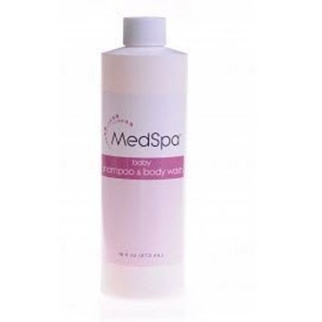 Medline MSC095006 Tearless Shampoo - 2 Oz Bottle - Case Of 96