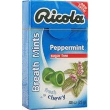 RICOLA Breath Mints Peppermint 25 GM