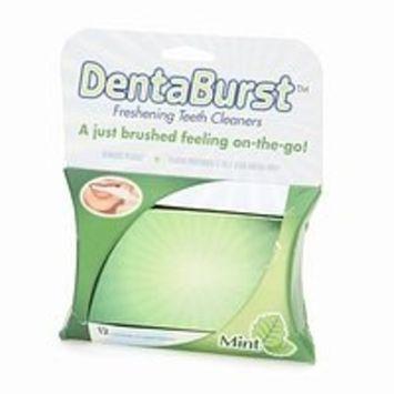 DentaBurst Freshening Teeth Cleaners, Mint 12 ea