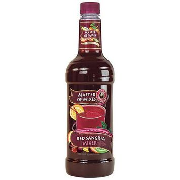 Master Of Mixes DISCONTINUED RED SANGRIA