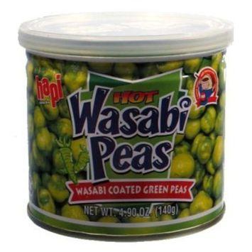 Hapi Wasabi Hot Green Pea, 4.9 Ounce