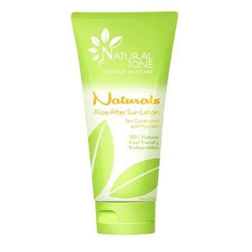 Naturals NATAS Aloe After Sun Lotion Reef Safe
