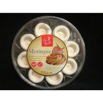 Meringue Nests : Pack of 8