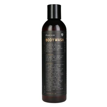 Original Body Wash | The Beard Club | All Natural Ingredients | Cleanse & Moisturize