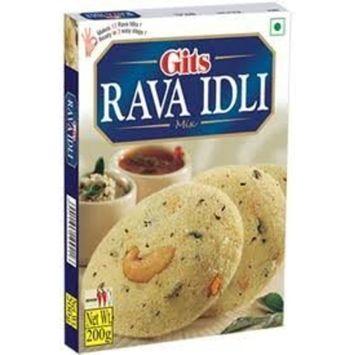Gits, Mix Idli Rava, 7-Ounce (10 Pack)
