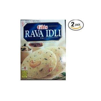 Gits Rava Idly Mix - 7 Oz(200 Gm)(pack of2)