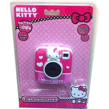 Toys 'r' Us Hello Kitty 2.1 MP Instagram Camera