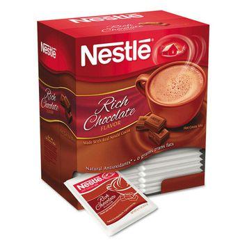 Coffee-mate Hot Cocoa Mix Rich Chocolate 0.71 Oz 50/box 6 Box/ctn 25485CT