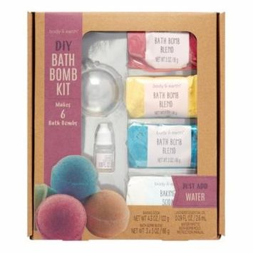 Body & Earth DIY Scented Bath Bomb Activity Kit