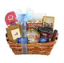 Alder Creek Gift Baskets Gluten Free Gift Basket