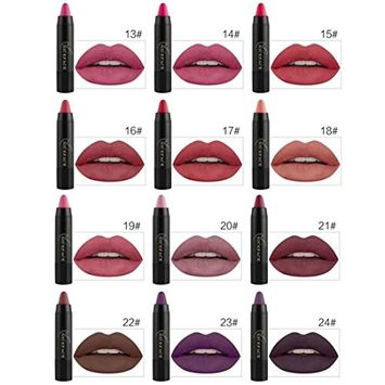Binmer(TM) Ladies Beauty Makeup Waterproof Sexy Pen Hydrating Long Lasting Lip Gloss Pen