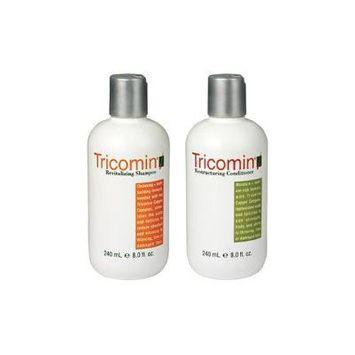 Tricomin Revitalizing Shampoo + Tricomin Restructuring Conditioner