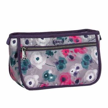 Lug Women's Parasail Cosmetic Case, Water Pearl