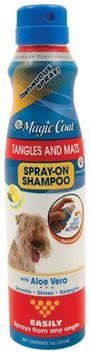 Four Paws Magic Coat Tangles And Mats Spray-On Dog Shampoo