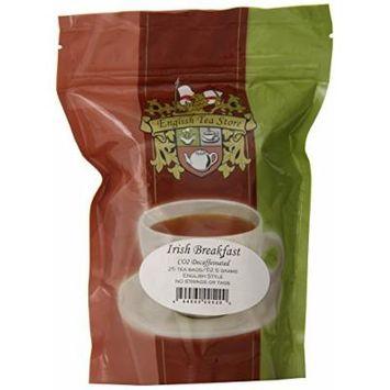 English Tea Store Irish Breakfast CO2 Decaffeinated Teabags, 25 Count