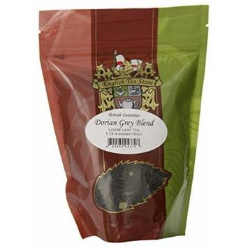 English Tea Store Loose Leaf, Dorian Grey Blend Tea, 4 Ounce