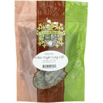 English Tea Store Loose Leaf, White Eagle Long Life Tea, 2 Ounce