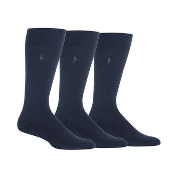 Men's 3-Pk. Performance Dress Socks