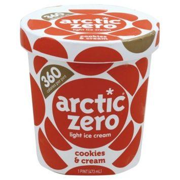Arctic Zero Light Ice Cream Cookies & Cream - 16 oz