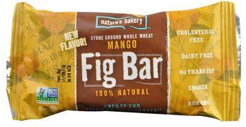 Nature's Bakery 100% Natural Fig Bar Mango 2 oz