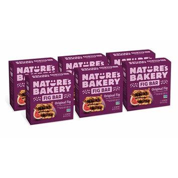 Nature's Bakery Whole Wheat Fig Bars, Original (36 Bars), Packaging May Vary, Non GMO, Vegan Snacks