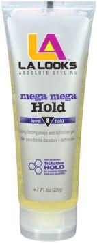 LA Looks™ Mega Mega Hold Level 9 Hold Hair Gel