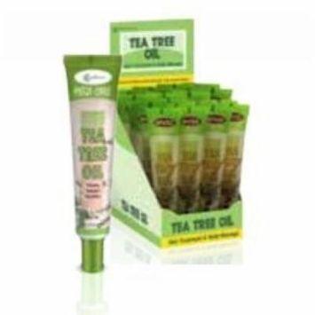 Sunflower Tea Tree Oil Mega Care Hair Oil 1.4 oz. (Pack of 3)