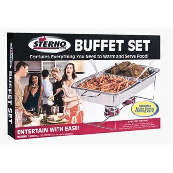 4-piece Buffet Kit, Sterno, 70182