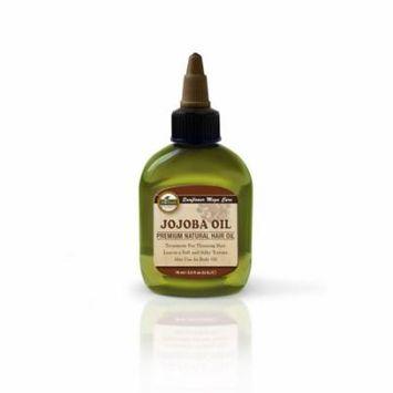Sunflower Premium Mega Hair Oil, Jojoba, 2.5 Oz