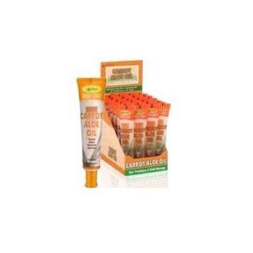 Sunflower Aloe & Carrot Oil Mega Care Hair Oil 1.4 oz. (Pack of 2)