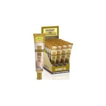 Sunflower Coconut Oil Mega Care Hair Oil 1.4 oz.