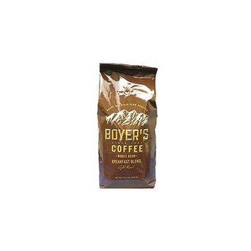 Boyer's Coffee Breakfast Blend Whole Bean (2.25 lb.)