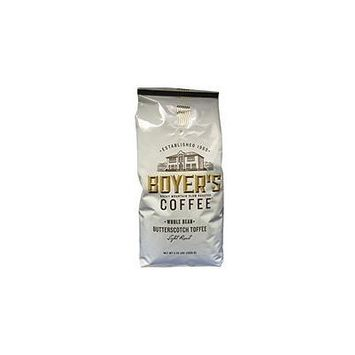 Boyer's Coffee Butterscotch Toffee, Whole Bean (2.25 lb.)