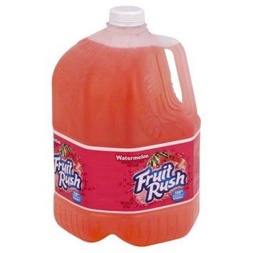 Fruit Rush Watermelon Fruit Drink, 1 gal