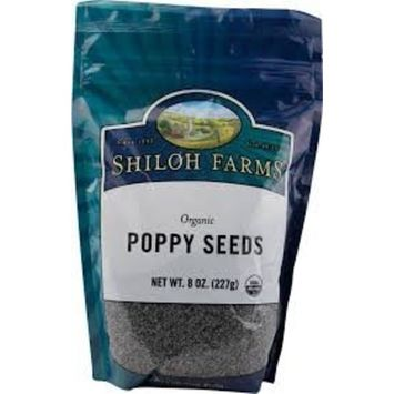Shiloh Farms: Poppy Seeds 8 Oz (6 Pack) : Grocery & Gourmet Food