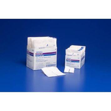 Excilon - I.V. / Drain Split Dressing Excilon - Gauze 2 X 2 Inch Square Sterile - 70/Box - McK