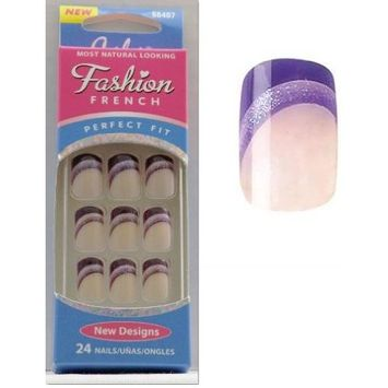 Cala Fashion French Perfect Fit Nails - 88407