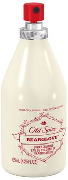 Old Spice® Wild Collection Bearglove™ Spray Cologne