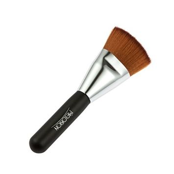 ROSENICE Makeup Cosmetic Foundation Concealer Creams Powders Brush Beauty Face Blush Brush
