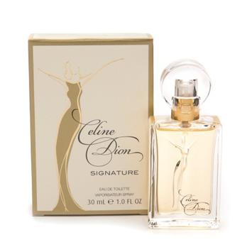 Celine Dion Parfums Signature Eau de Toilette Spray